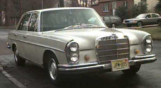 1967 mercedes benz 250s