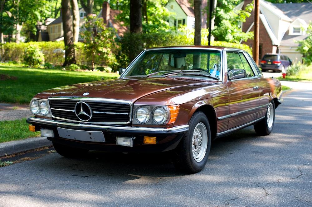 1979 Mercedes Benz 450SLC 50